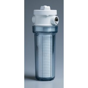 Aquaflo 10 Standard Clear Housing Valve In Head With Ss
